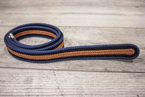 Ремень плетенный хлопковый (1,2 метра, ширина 3 см)