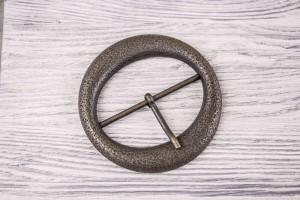 Пряжка металл (состаренный, бронза)