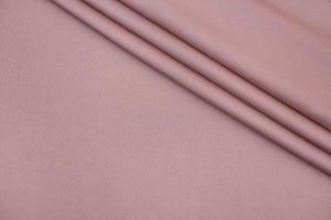 Ткань искусственный шелк Италия (полиэстер 100%, бледный пурпурно-розовый, шир. 1,50 м)