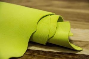 Кожа галантерейная козлик Италия  (желтый, замш)
