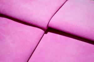 Кожа галантерейная козлик Италия (розовый, велюр)