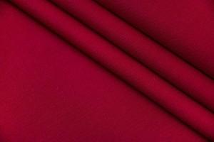 Ткань креп Италия (шерсть 95%, эластан 5%, красный, шир. 1,45 м)
