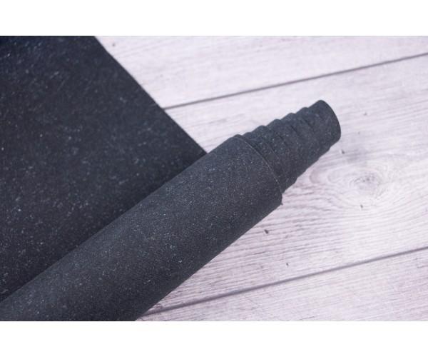 Кожкартон Италия (черный, 0,4 мм)