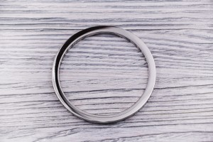 Кольцо металл, литое (никель, отполированный)