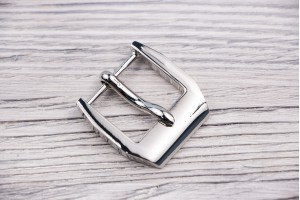 Пряжка металл (отполированный, никель)