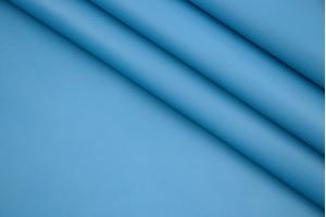 Кожа овчина Италия (голубой, гладкий, матовый, плотный)