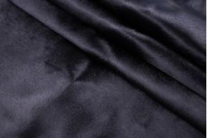 Кожа опоек Италия (черный, пони)