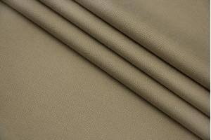 Ткань костюмно-плательная Италия (шерсть 100%, песочный, шир. 1,55 м)