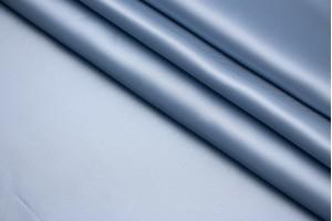 Ткань подкладочная Италия (вискоза 100%, голубой, шир. 1,40 м)