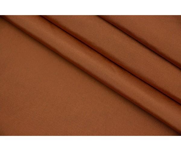Ткань плащевка Италия (двухслойная, полиэстер 100%, рыжий, шир. 1,50 м)