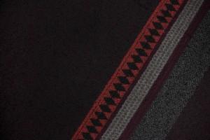 Ткань шерсть Италия (купон 0,80 м, шерсть меринос 100%, разноцветный, шир. 1,45 м)