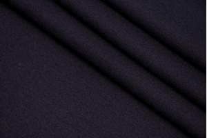 Ткань бифлекс Италия (полиэстер 100%, черный, шир. 1,50 м)
