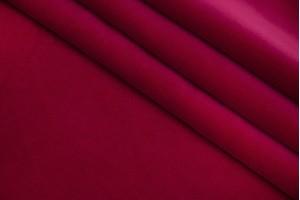 Ткань бархат (коттон 95%, эластан 5%, малиновый, шир. 1,40 м)