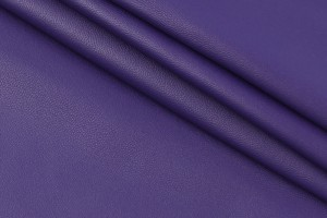 Кожа овчина (фиолетовый, мягкая, гладкая)
