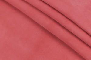 Кожа козлик Италия (розовый, велюр)