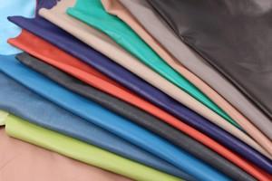 Цветные шкуры в остатке 1-2шт. (овчина, одежная, гладкая)