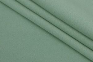 Ткань пальтовая кашемир Италия Loro Piana (шерсть 100%, мятный, шир. 1,50 м)