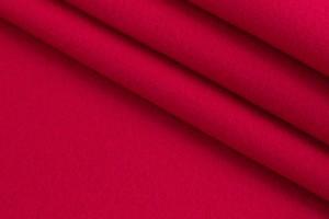 Ткань пальтовая Италия (шерсть 100%, красный, шир. 1,50 м)