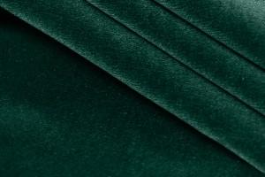 Ткань бархат (хлопок 100%, зеленый, шир. 1,50 м)