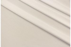 Трикотаж подкладочный Италия (полиэстер 85% эластан 15%, белый, ширина 1,50 м)